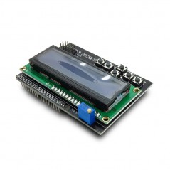 ITEAD 1602 LCD SHIELD FOR ARDUINO (Itead IM120417018)