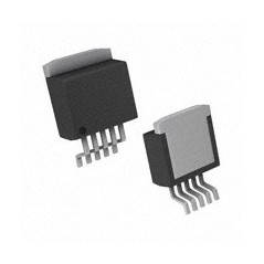 IPS521S TO263 / D2PAK  IRF MOSFET HS PWR SW 5A