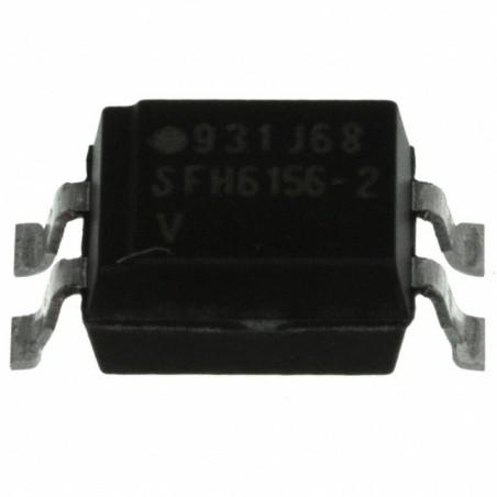 SFH6156-2T VISHAY SMD OPTOCOUPLER / OPTOISOLATOR TRANS 5.3KV RMS SMD4
