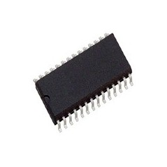 W2465S-70LL Winbond SRAM Chip Async Single 5V 64K-Bit 8K 70ns SOP28