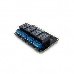 RELAY MODULE 4 CHANNELS 5V (Itead IM120525002)
