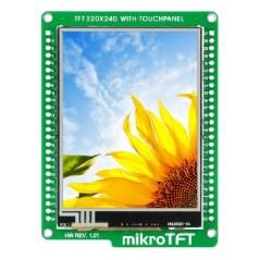 mikroTFT (MIKROELEKTRONIKA)