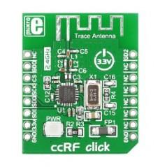 ccRF click (MIKROELEKTRONIKA)