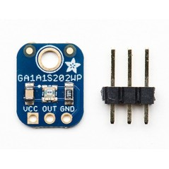 GA1A12S202 Log-scale Analog Light Sensor (Adafruit 1384)
