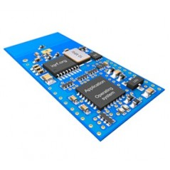 TR-52DA (IQRF) SIM, enhanced MCU, PCB antenna