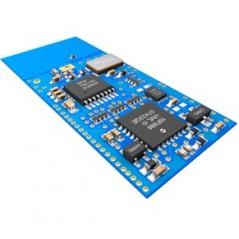 TR-52BA (IQRF) SIM, temper. sensor, PCB antenna