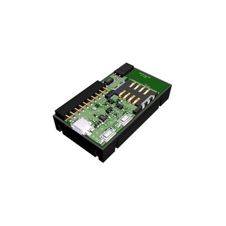 DK-EVAL-04 (IQRF) Eval.Kit  TR, LiPol accumulator, tactile button, reset. DDC