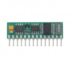 BS1-IC (Parallax) BASIC Stamp 1 Microcontroller Module