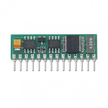 BS1-IC (Parallax) BASIC Stamp 1 Microcontroller Module