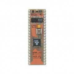 BS2P40 (Parallax) BASIC Stamp 2p 40-Pin Microcontroller Module