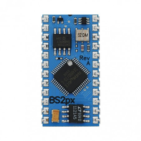 BS2PX24 (Parallax) BASIC Stamp 2px Microcontroller Module