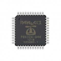 P8X32A-Q44 (Parallax) Propeller Chip - 44-Pin QFP Chip