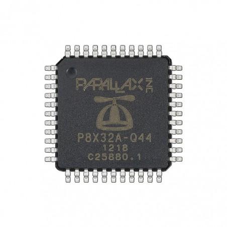 P8X32A-Q44 (Parallax) Propeller Chip - 44-Pin QFP Chip