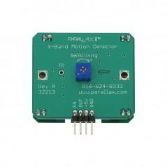 X-Band Motion Detector (Parallax 32213)
