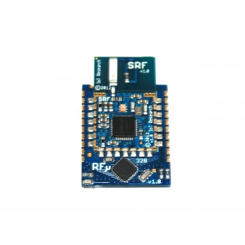 RFµ-328 Arduino ATMega 328 compatible radio transceiver RFu 328 (Ciseco)