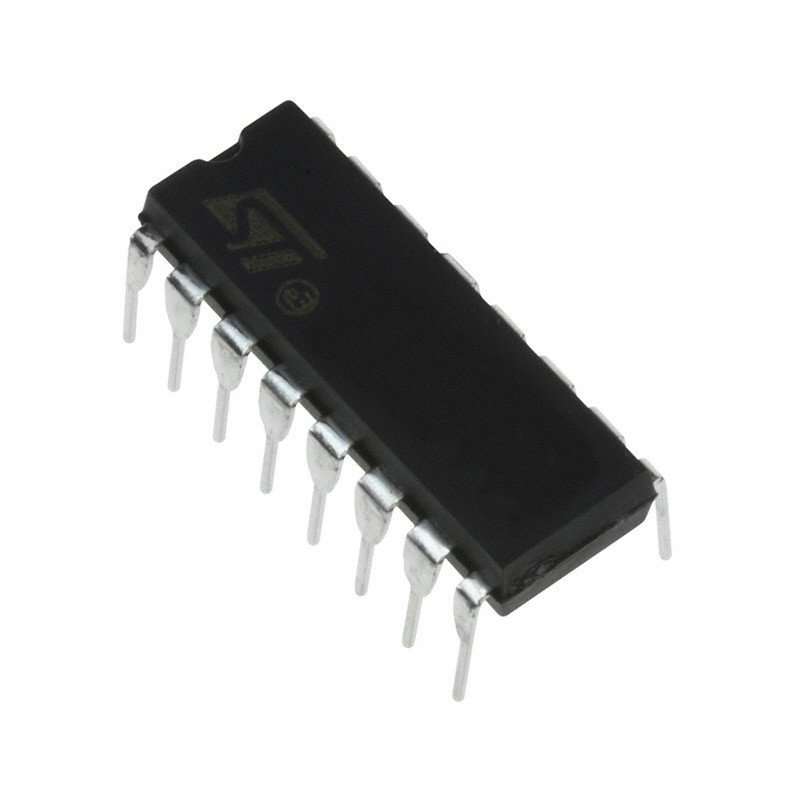 ST232BN  DIP16 STM