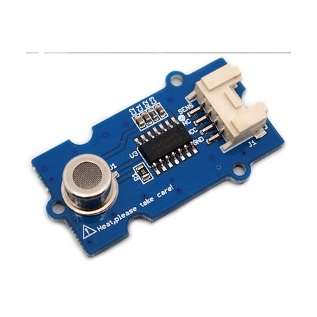 *replaced with Seeed 101020078* Grove - Air quality sensor (Seeed Studio SEN01111P)