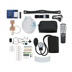 microMedic Kit with Board of Education Shield for Arduino