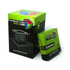 Rainbow Cube kit RGB 4X4X4 - Rainbowduino (Seeed KIT101E1P)