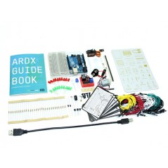 ARDX - The starter kit for Arduino (Seeed KIT04121P)