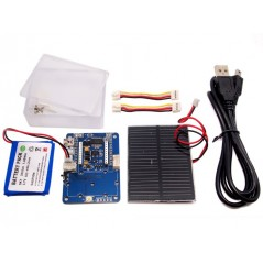 Wireless Sensor Node - Solar Kit (Seeed 110060005)