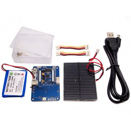 Wireless Sensor Node - Solar Kit (Seeed KIT80949P)