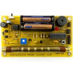 Geiger Counter Kit - Radiation Sensor (Adafruit 483) Geiger–Müller counter