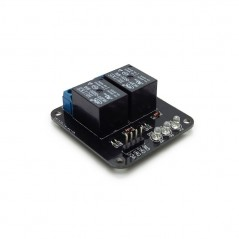 RELAY MODULE 2-CHANNELS 5V (Itead IM120525001)