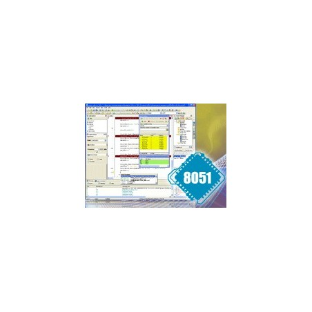 mikroC PRO for 8051