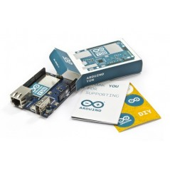 Arduino YÚN (Arduino Leonardo + Wifi system-on-a-chip Linino)