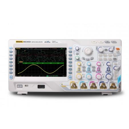 MSO4054 (Rigol) 4x500MHz, 4 GS/s, 16 Digital channels
