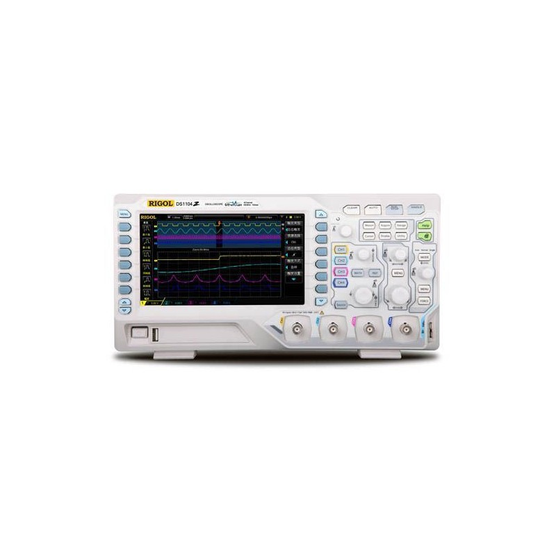 DS1104Z-S (Rigol) 4x100MHz, 1 GS/s, 2x25MHz waveform Generator