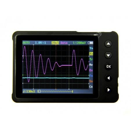 DSO Nano v3 (Seeed TOL01241P) pocket-size compatible 32bit digital storage oscilloscope