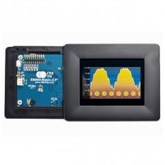 "VM800B50A-BK (FTDI) FT800 EVE 5""TFT MODULE, BLACK BZL. 480x272 (WQVGA)"