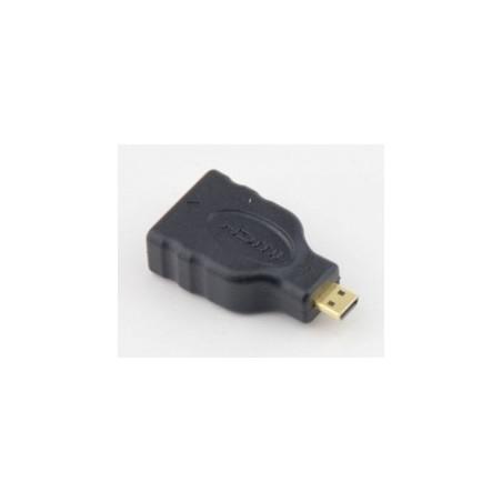 CA325 Adapter Micro HDMI M / HDMI F (HDMI zásuvka - HDMI micro vidlica)