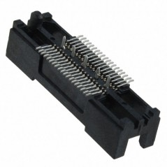 2-5767004-2 MICTOR 38 Position 0.64 mm Pitch Vertical IDC Receptacle Connector