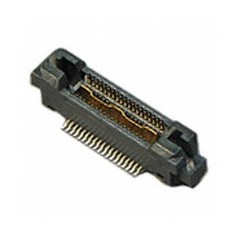 5767056-1 MICTOR 38 Position 0.64 mm Surface Mount Straight Plug Assembly