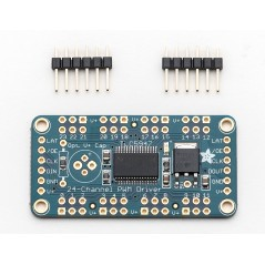 PWM LED Driver 24Channel 12bit  SPI Interface TLC5947(Adafruit 1429)
