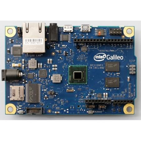 Galileo MCTR board based on Quark SoC X1000  32-bit Intel Pentium