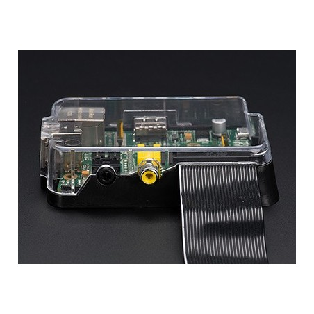 Adafruit Pi Case- Enclosure for Raspberry Pi Model A or B (Adafruit 1326) BOX