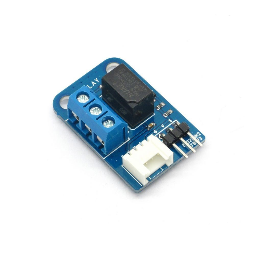 Electronic Brick 5v Relay Im120710007 Rele Arduinoavrpic To 33v And Level Shifter Electronics Components Rlx Sro Distributor