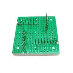 LED MATRIX RED 16x16 40mm SQUARE 16*16 (IM120601003)