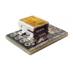Micro USB to Serial Adapter (MR002-002.1) uUSB to Serial
