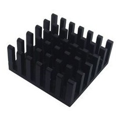 ICKBGA21X21X6 RASPBERRY PI CHLADIC 21X21X6mm  Heat Sinks