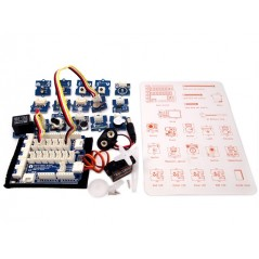 Grove - Starter Kit Plus (Seeed KIT11021P) upgraded version of  Grove Starter Kit