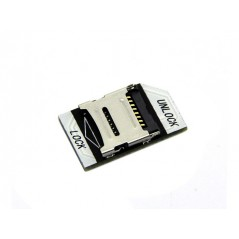 MicroSD Card Adapter for Raspberry Pi (Seeed 800051001) Adafruit 966