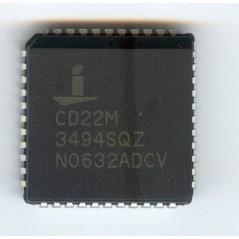 CD22M3494SQZ  PLCC44  INTERSIL