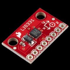 Triple Axis Accelerometer Breakout LIS331 (Sparkfun SEN-10345)