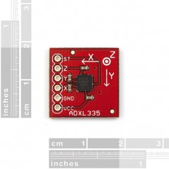 Triple Axis Accelerometer Breakout ADXL335 (Sparkfun SEN-09269)