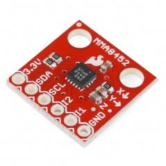 Triple Axis Accelerometer Breakout MMA8452Q (Sparkfun SEN-10955)